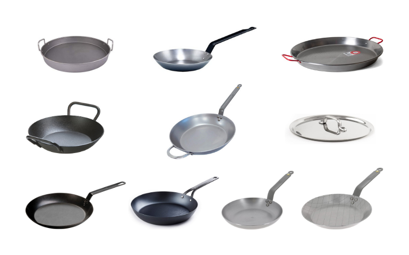 Top 10 Best Carbon Steel Pans You Should Buy In 2021 Review