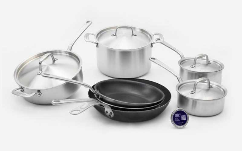 The Sous Chef Cookware Set