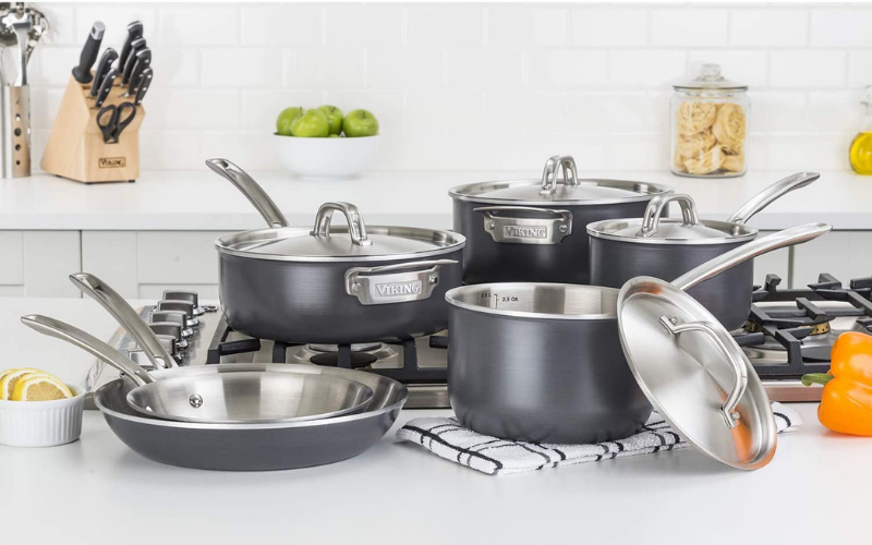 Top 10 Best Cookware for Gas Stoves You Should Buy In 2021 Review