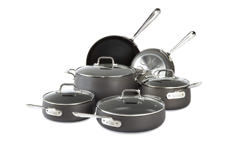 All-Clad HA1 Cookware Review – Top 4 Ultimate of 2021