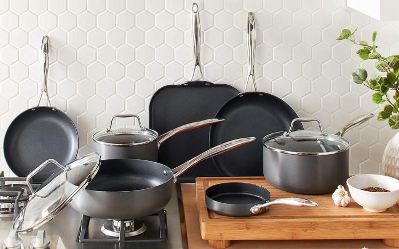 How to Use and Clean Aluminum Cookware