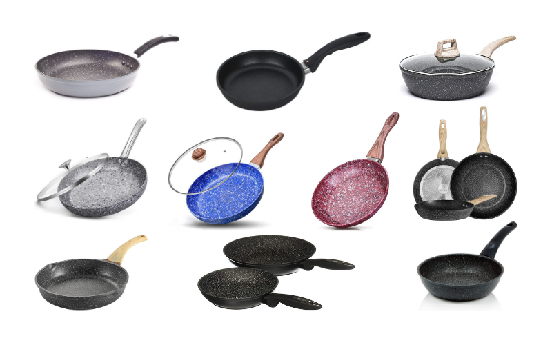 Top 10 Best Stone Cookware of 2021 In-depth Reviews