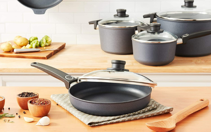 Top 5 Best Titanium Cookware Sets In 2021 Reviews