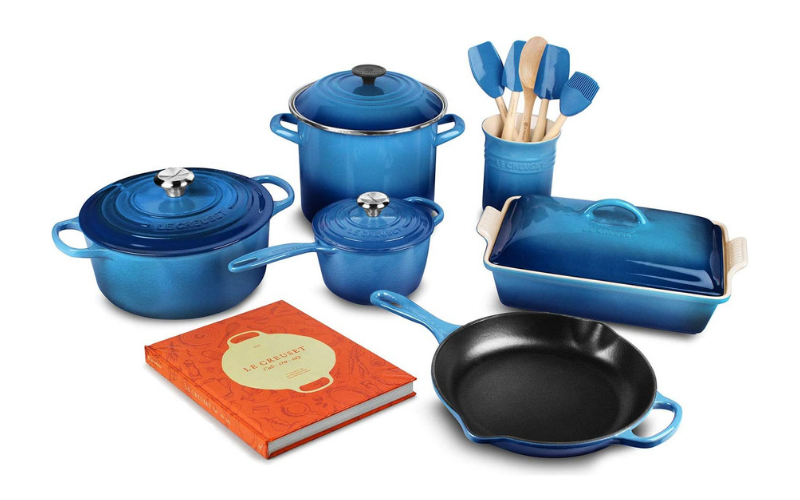 Cast Iron Cookware Sets Review