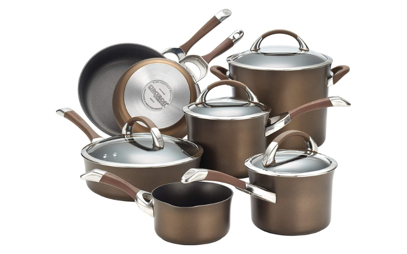 Circulon Cookware Overview