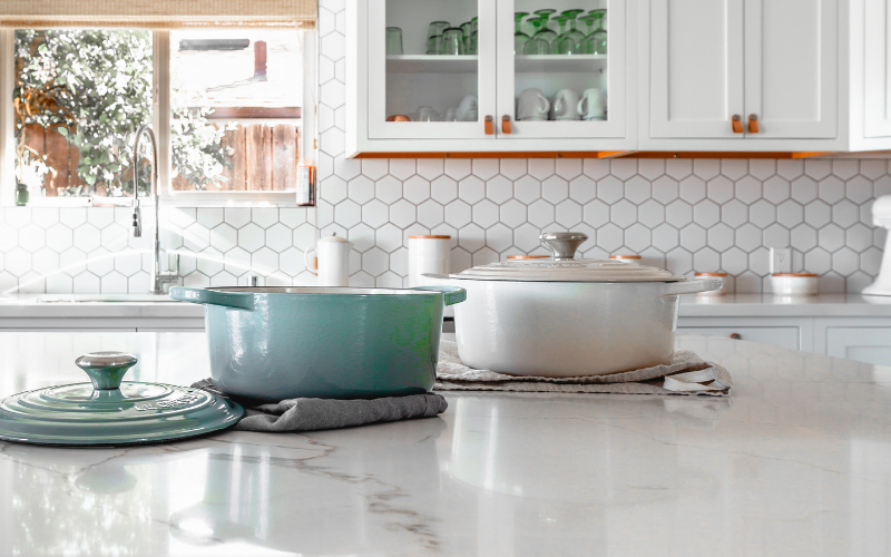 Where is Crofton Cookware made?