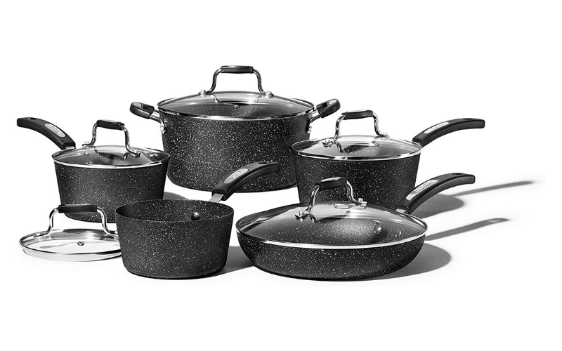 Starfrit The Rock Cookware Set Review