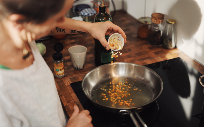 How to Use a Non-Induction Cookware on an Induction Cooktop
