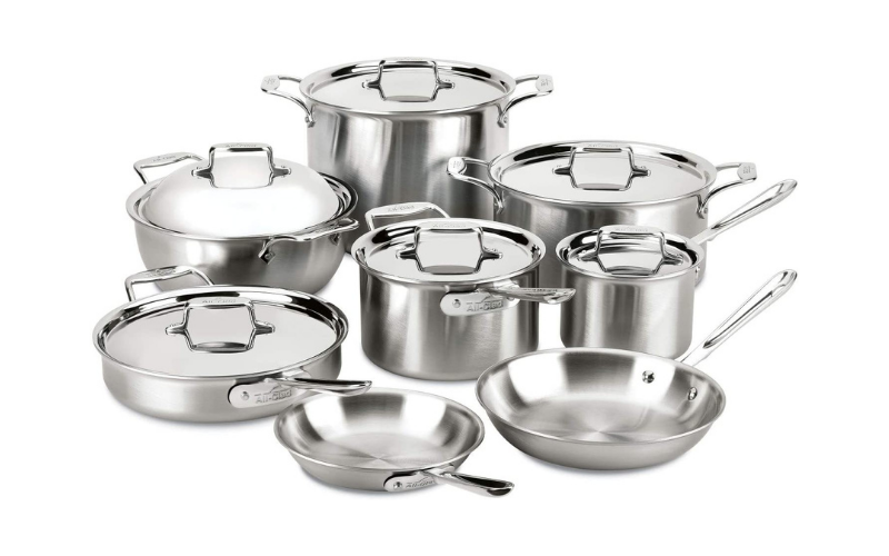 All-Clad D5 Cookware Review
