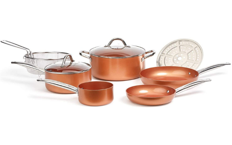 Copper Chef Review – Top 5 Cookware to Purchase in 2021