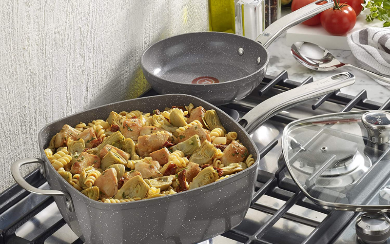 T-fal Ceramic Cookware Overview