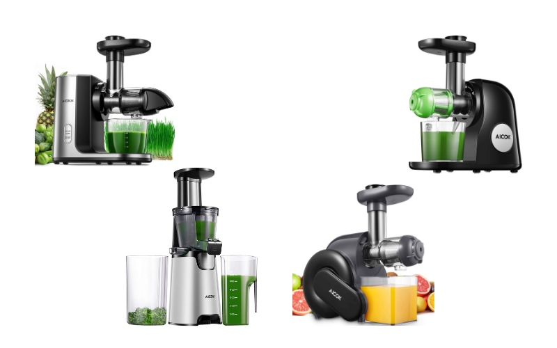 Top 4 Best Aicok Slow Masticating Juicer Reviews of 2021