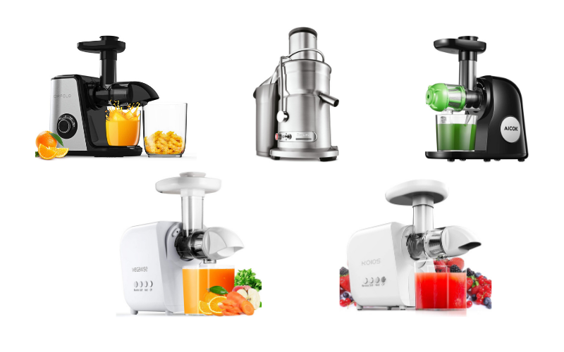 Top 5 Best Commercial Juicers for Your Money in 2021 Review