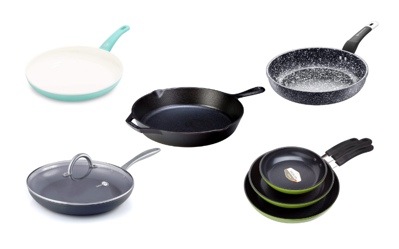 Best Non-Stick Pan without Teflon – Top 5 Reviewed Choices of 2021