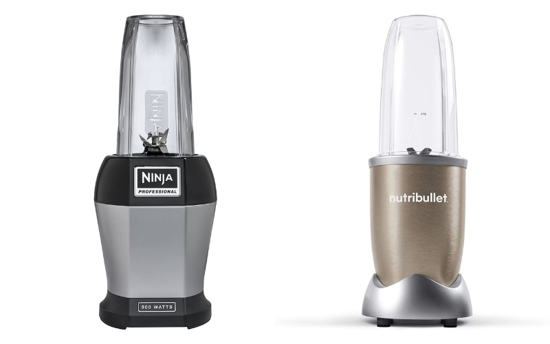 Nutri Ninja vs Nutri Bullet – Which is Better?