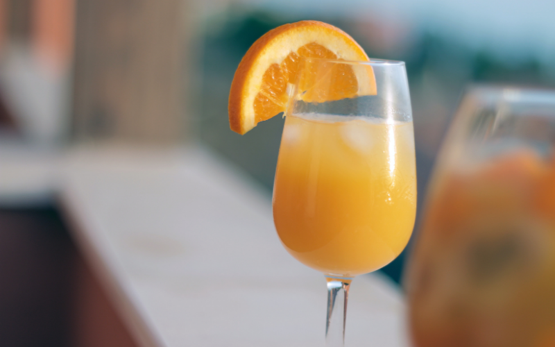 The Benefits of Orange Juice