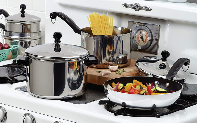Top 7 Farberware Cookware Reviews of 2021